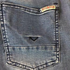 Hudson Jeans Shorts - Hudson Bermuda Shorts Size L